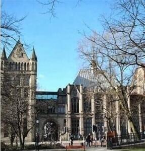 曼彻斯特大学留学